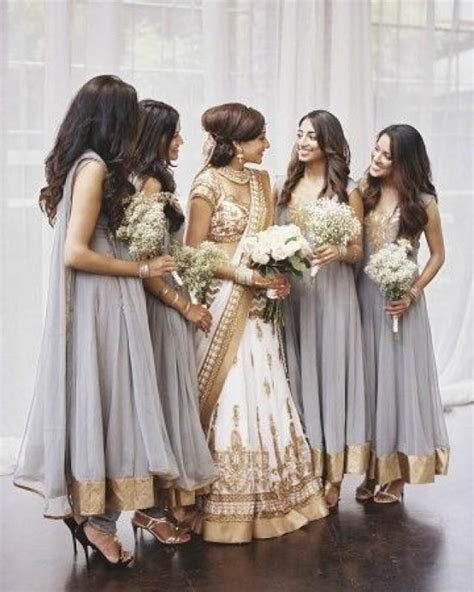 Indian Wedding Hairstyles Bridesmaids 9 wedding hairstyles for your bridesmaids 2518850 weddbook