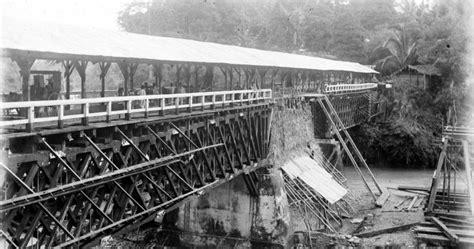 tapanuli selatan  angka jembatan batang toru air