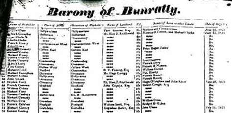 Lurgan Ancestry Barony Of Oneilland East Freeholder