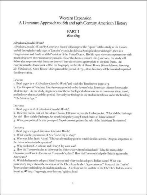 Westward Expansion Essay by Quot Westward Expansion Essay Quot Anti Essays 6 Mar 2016