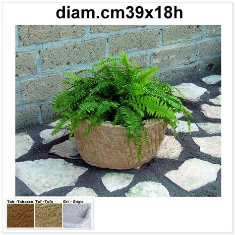 vasi in pietra da giardino vasi da giardino hawaii 540ar631 in pietra ricostruita