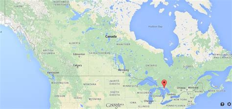 map of canada with islands where is manitoulin island on map canada world easy guides