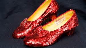 Wizard Of Oz Slippers by Wizard Of Oz Ruby Slippers To Display At Costume