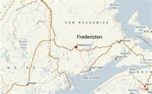 fredericton location guide