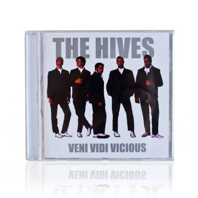 Cd The Hives Your New Favourite Band Digi Obi the hives road merch europe the finest in