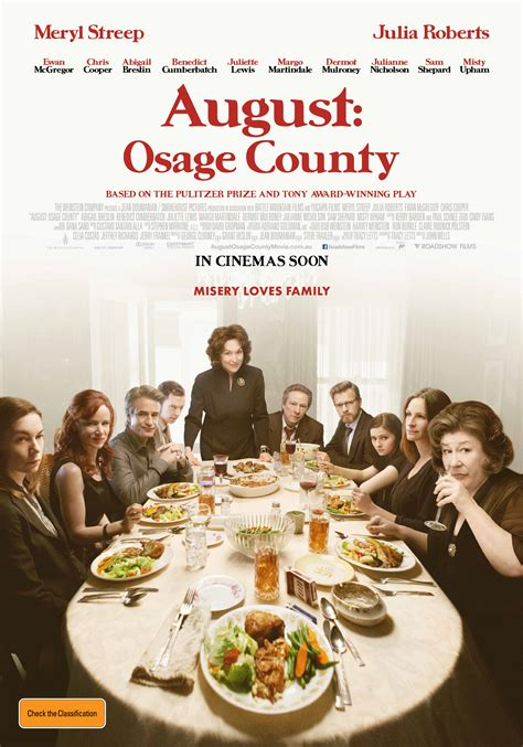 August Osage County Movie | film review august osage county 2013 film blerg