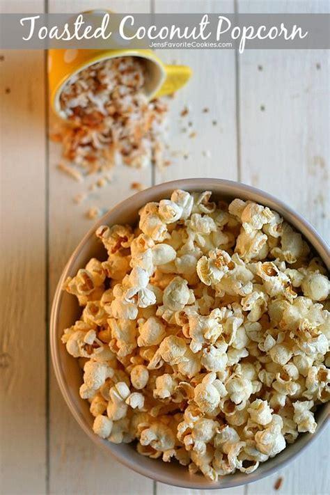 100 sweet popcorn recipes on pinterest popcorn