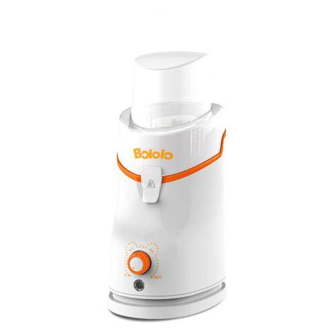 Crown Multifunction Baby Food Bottle Warmer Sterilizer For Home Car 63 bottle warmer multifunction smart baby milk heating milk bottle sterilizer thermostat warmer