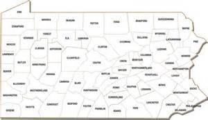county and city map pennsylvania county websites county pennsylvania