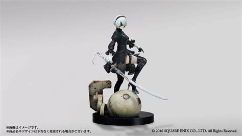 Sally Figure Tipe B nier automata demo to release at the end of 2016 black box edition announced rpgvaliant