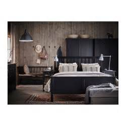 King Size Bed In A Bag With Curtains Hemnes Bed Frame Black Brown Lur 246 Y Standard Double Ikea