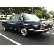 1971 Mercedes Benz 250  German Cars For Sale Blog
