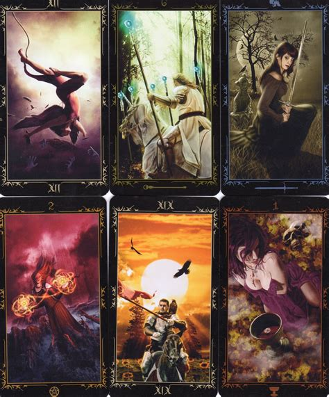 78 whispers in my ear deck review dark fairytale tarot