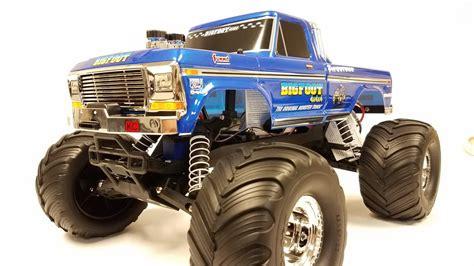 bigfoot the original monster truck traxxas bigfoot no 1 the original monster truck youtube