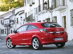 Opel Astra Gts Opel Astra 3 Doors Gtc 2005 2006 2007 2008 2009