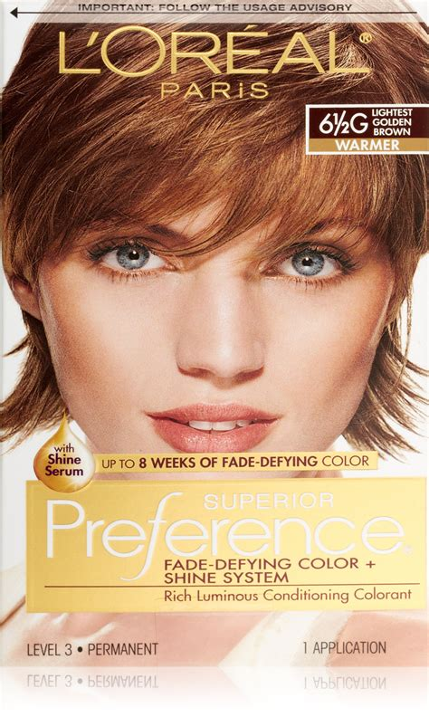 hair color loreal l oreal superior preference fade