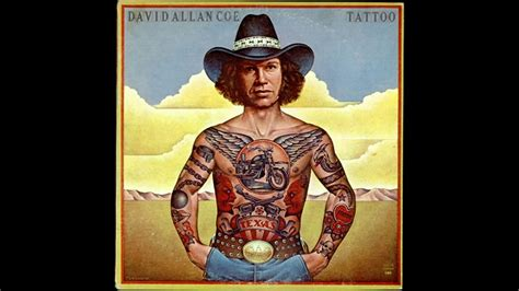 david allan coe tattoo david allan coe cd version