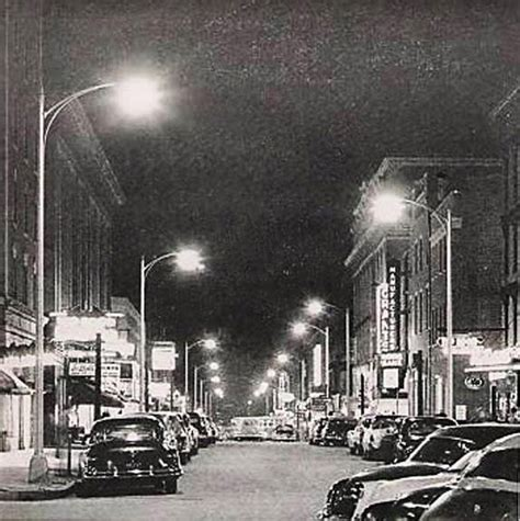 1950 s broadway looking east troy ny memories part 2 by