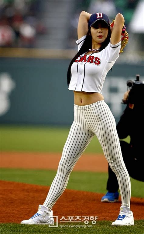 clara lee korean baseball appreciation official baseball girls pitchers thread