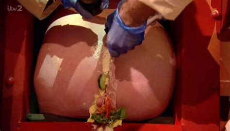 celebrity juice disgusting celebrity juice viewers left retching gino d aco and