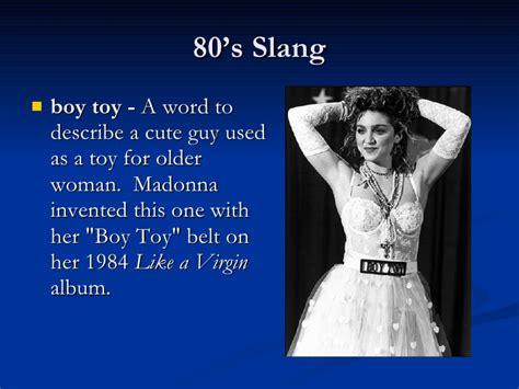 80s Slang by Eighties Slang Terms