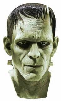 Frankenstein Mask Frankenstein Mask 49 89 Scary Costume