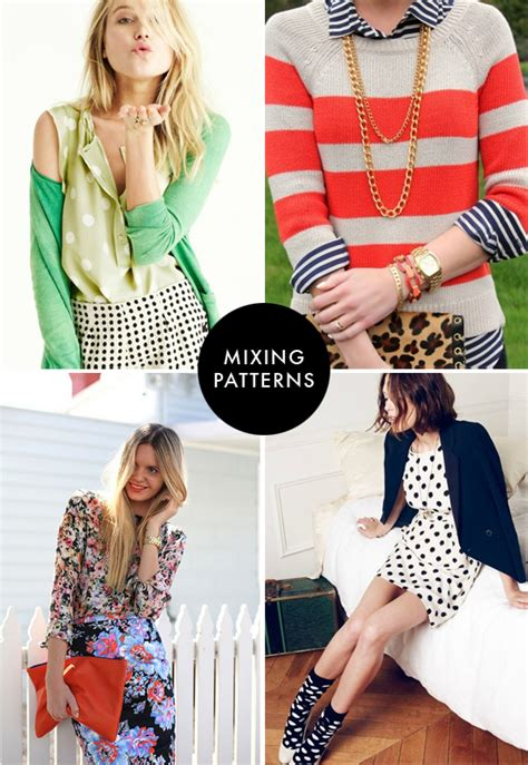 mixing patterns mixing patterns pair like with like in different scales at home in