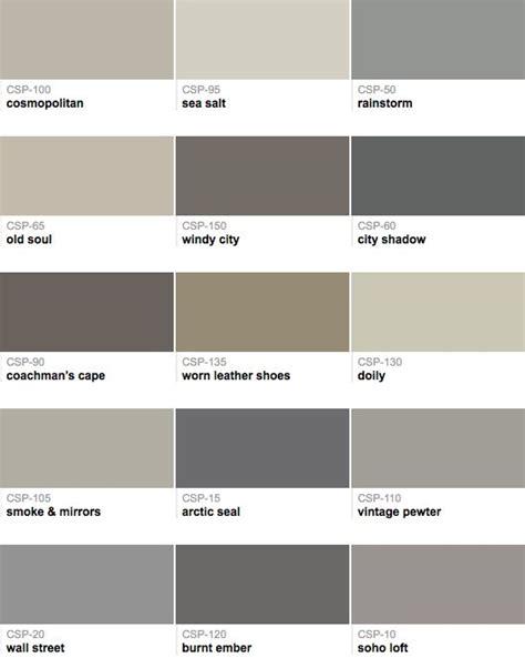 shades of grey color names 722 best paint colour images on pinterest paint colors