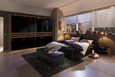 schlafzimmer dunkel wohntrend schwarz hausidee dehausidee de