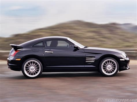 Chrysler Crossfire Images by Chrysler Crossfire Srt 6 High Resolution Image 5 Of 6