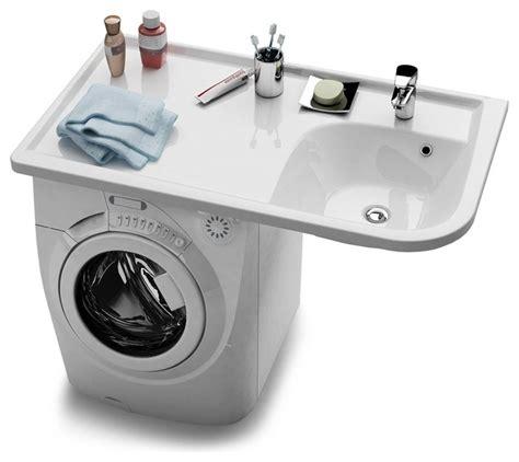 Waschmaschine An Waschbecken Anschließen by Waschtisch 252 Ber Waschmaschine Modern Waschtische