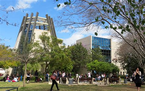 Bar Ilan International Mba by Bar Ilan Bar Ilan Historical