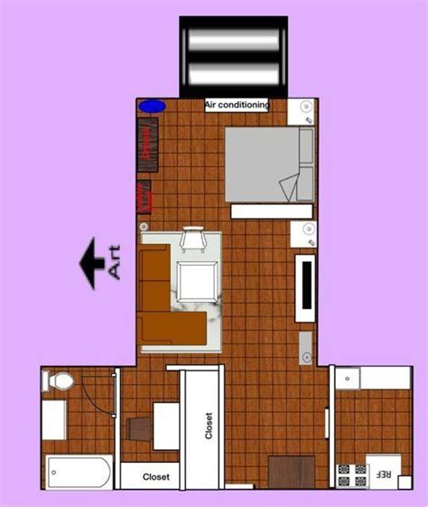 arrangement for studio that s less bed centric therapy 233 best apartment makeover ideas images on pinterest
