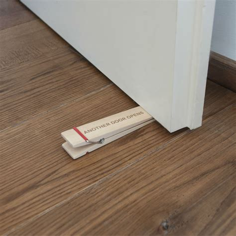 door stop opening door stop homeware furniture and gifts mocha