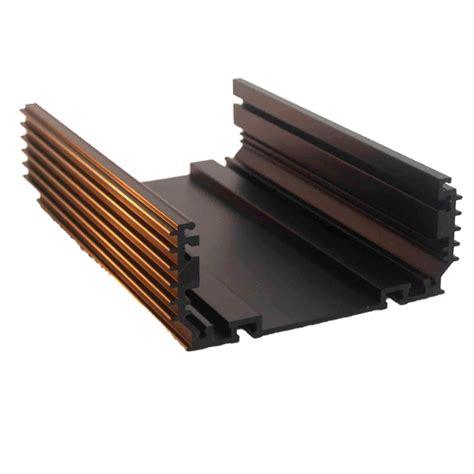 heat sink extrusion hs160 single aluminium heatsink extrusion 160mm astrosyn