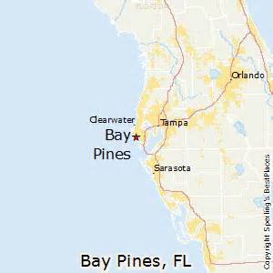 best places to live in bay pines florida