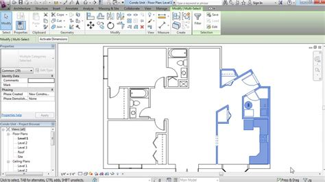 revit tutorial project browser using the project browser revit architecture 2014