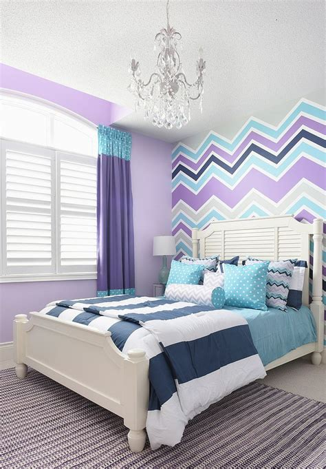 Zig Zag Bedroom Ideas 25 Bedrooms Showcasing Stylish Chevron Pattern