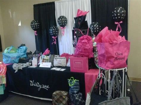 ideas matri on pinterest 31 pins thirty one booth quot designed by beautiful events terri