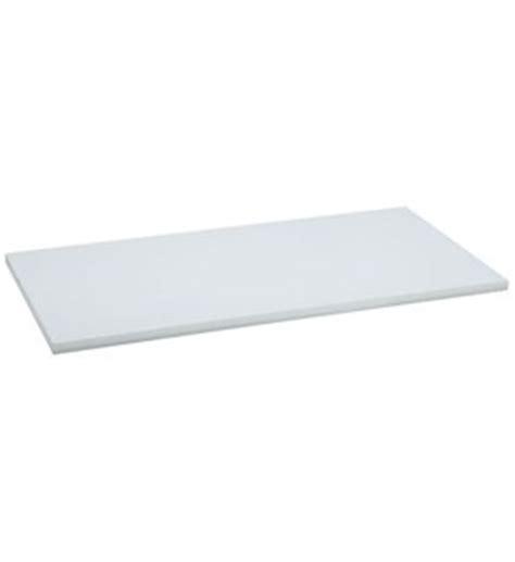 White Laminate Shelf white solid wood laminate shelf in freedomrail solid shelving