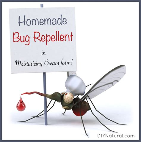 natural mosquito repellents homemade mosquito repellent in a nice moisturizing cream