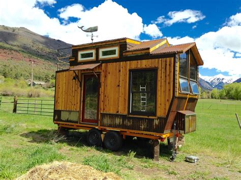 tiny house with ridgway tiny house tiny house swoon