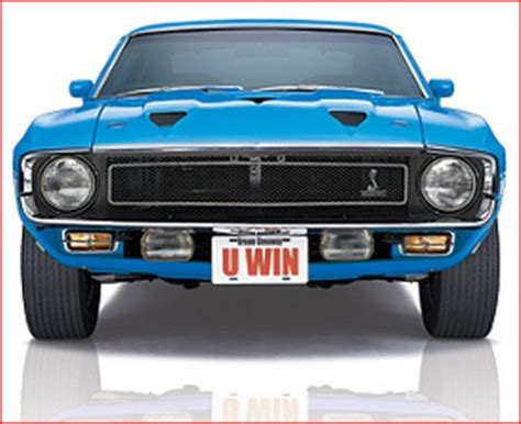Shelby Mustang Giveaway - 2014 mustang dream giveaway winner autos post