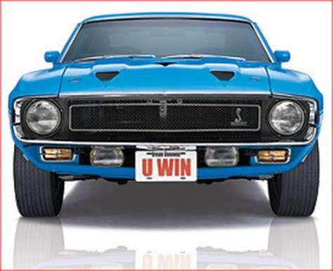 Mustang Dream Giveaway - 2014 mustang dream giveaway winner autos post