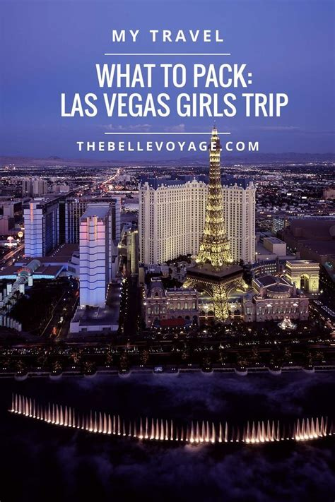 And Tear It Up In Vegas This Weekend by 25 Unique Vegas Packing Ideas On What To Pack