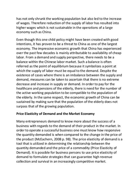 China Essay by One Child Policy In China Essay Writing