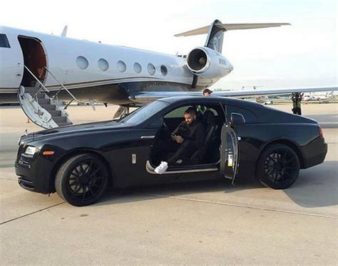 drake rolls royce views 5 coolest cars from rap star drake s instagram the news