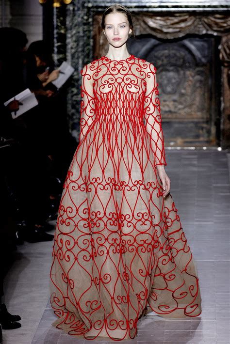 The Couture by Valentino 2013 Couture Collection Photos Vogue