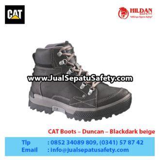 Sepatu Safety Caterpillar Duncan Beige Original harga sepatu caterpillar termurah sepatu caterpillar original murah malang jualsepatusafety