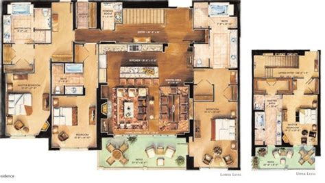 nell wooden 4 bedroom house plans uk location defines luxe little nell condos second shelters